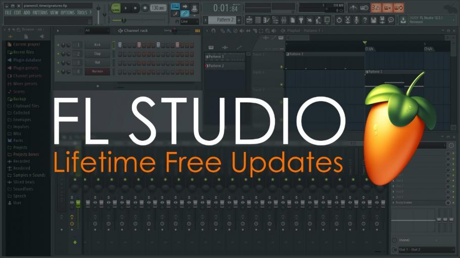 FL Studio 20.8.3.2304 Crack Torrent Full Reg Key Free Download