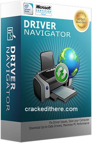 Driver Navigator 3.6.9 Crack + License Key Free Download [Latest 2021]