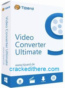 Tipard Video Converter Ultimate 10.1.16 With Crack Free Download [2021]