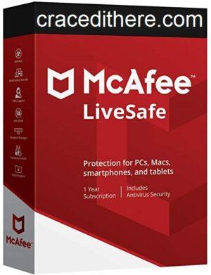McAfee LiveSafe 16.0 R7 Crack Full Activation Key Free Download [Latest]