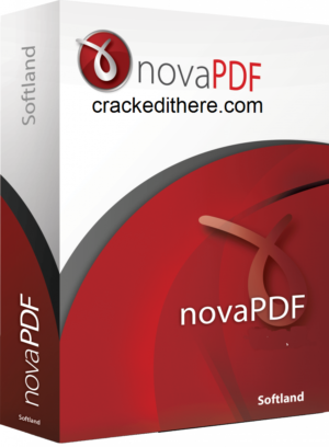 novaPDF Pro 10.9 Build 133 Crack With Full Serial Key [Latest Download]