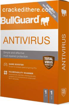 BullGuard Antivirus 21.0.389.2 + License Key Free Download [Activation]