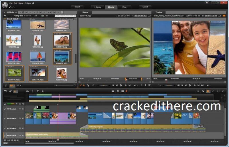 Pinnacle Studio 24 Crack + Serial Number Free Download [Full Version]